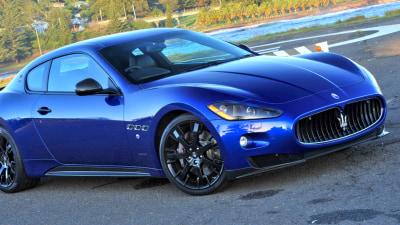Maserati GranTurismo S MC Shift On Sale In Australia
