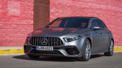 2020 Mercedes-AMG A45 review