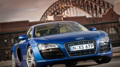 2010 Audi R8 5.2 FSI V10 Arrives In Australian Showrooms