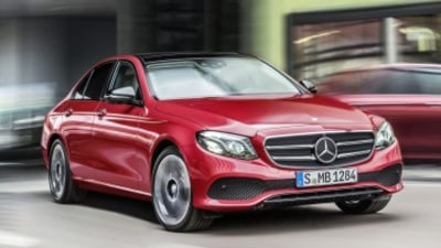 Self-driving Mercedes-Benz set for Australian roads