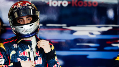 F1: Buemi Staying With Red Bull