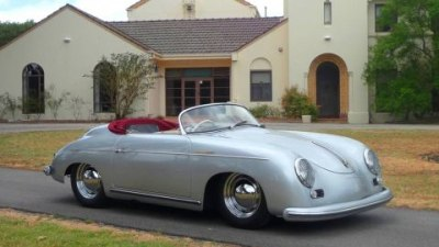 Cheapest Open Top Porsches To Feature At 2009 Melbourne Motor Show