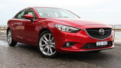 2013 Mazda6 Atenza SkyActiv-D Diesel Automatic Review