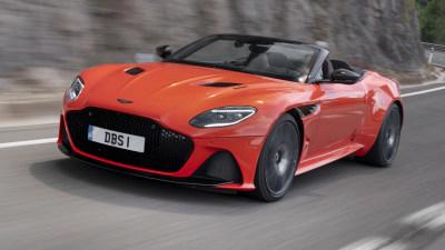 2020 Aston Martin DBS Superleggera Volante review