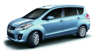 Maruti Suzuki Ertiga Launches In India, No Plans For Australian Launch