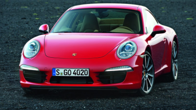 2012 Porsche 911 Revealed In Leaked Photos