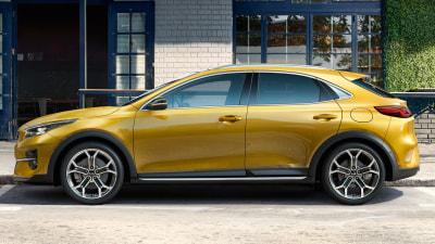 2020 Kia XCeed unveiled