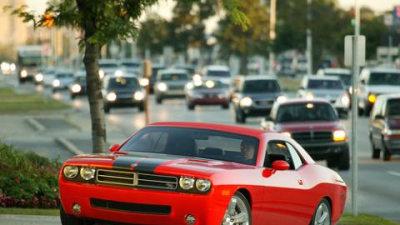 Dodge Challenger SRT-8 sold out