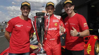 Bathurst 12-Hour Qualifying – Ferrari On Top, Some Big Names Missing