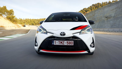 2019 Toyota Yaris GRMN review