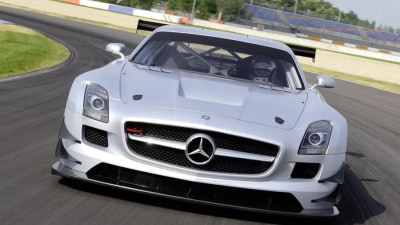 2010 Mercedes-Benz SLS AMG GT3 Availability Announced For Europe