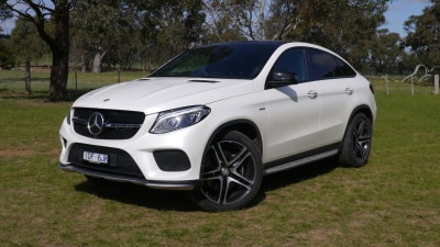 2015 Mercedes-Benz GLE Coupe Review - Iron Fists In A Hulking Iron Glove