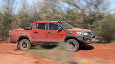 Toyota could recall HiLux