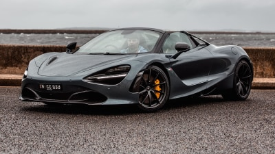 2020 McLaren 720S Spider review