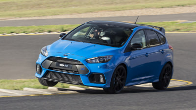 2018 Ford Focus RS Limited Edition quick spin review