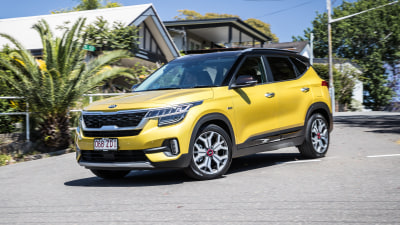 2020 Kia Seltos GT-Line review