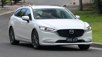 Mazda 6 Touring Wagon 2018 Review