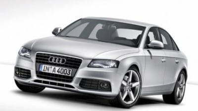 Audi A4 chalks up 33,000 pre-orders