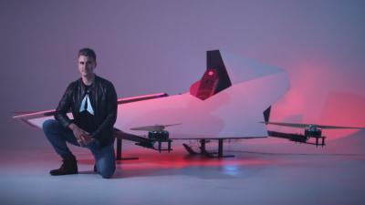 World Airspeeder concept revealed