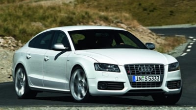 2010 Audi S5 Sportback To Debut At Frankfurt Motor Show