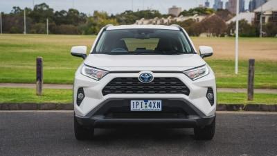 Toyota Australia tracking steady path to zero emissions