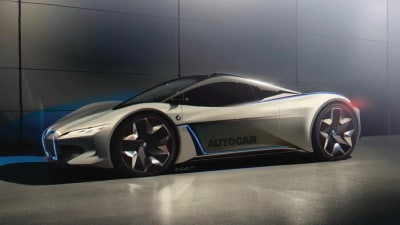 BMW plotting high-performance hybrid supercar