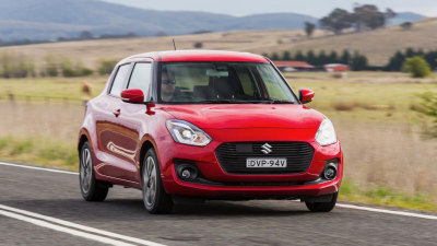 2018 Suzuki Swift GLX Turbo she says, he says review