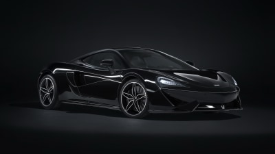McLaren 570GT MSO Black Collection revealed