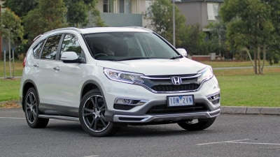 2016 Honda CR-V VTi-L Review | Comfortable, Calm And Well-Finished, But No Dynamo