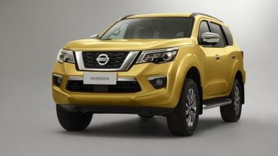 Nissan Tera SUV Revealed