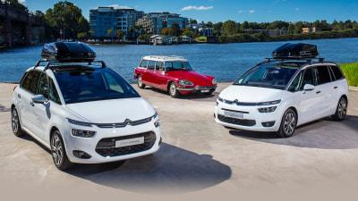 Citroen Picasso Range Adds Safari Pack For Australia