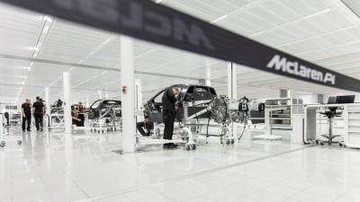 Next McLaren Supercar Could Feature Honda Hybrid Tech: Report