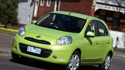 2011 Nissan Micra Launched In Australia