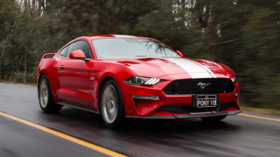 2018 Ford Mustang GT first drive review