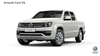 Volkswagen Amarok V6 Core confirmed
