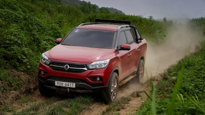 2018 SsangYong Musso first drive review