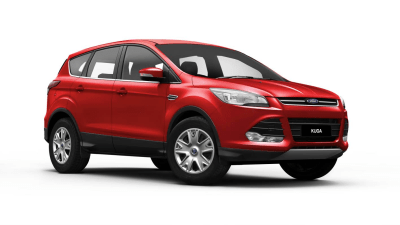 2016 Ford Kuga Ambiente Scores SYNC2 Upgrade