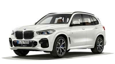 BMW X5 45e revealed