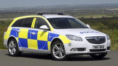 British Bobbies Get 2009 Vauxhall Insignia Sedan And Sports Tourer