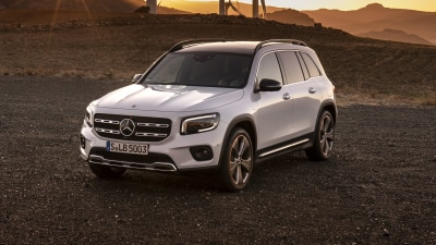 2020 Mercedes-Benz GLB review