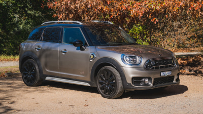 2019 Mini Countryman S E All4 PHEV review