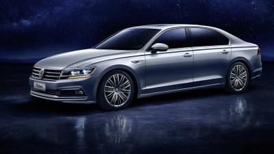 GENEVA MOTOR SHOW | Volkswagen Phideon Luxury Model Unveiled For China