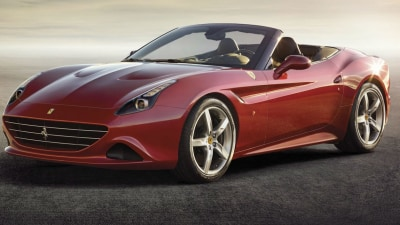 Ferrari California T Officially Revealed: New Look, Turbo Engine For 2014