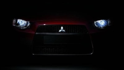 Mystery Mitsubishi To Premiere At Paris