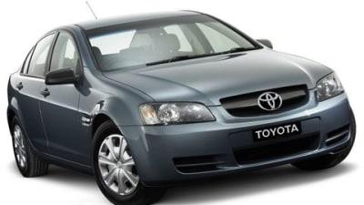 "Holden, Toyota To Revive Apollo/Lexcen ""Agreement"""