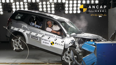 ANCAP 5 Stars: Civic Hatch, CX-5, 3 Series; Mahindra XUV500 Gets 4 Stars