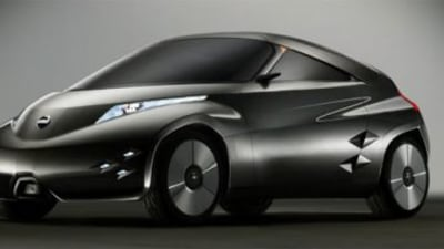 Nissan Promises 5-Seat Electric Car By 2011