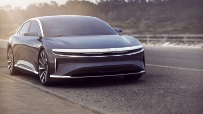 2021 Lucid Air obliterates Tesla's Model S range record