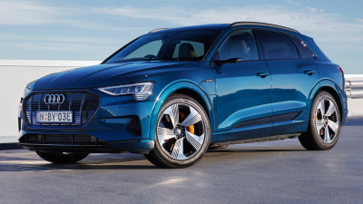 2020 Audi e-tron SUV and e-tron Sportback price and specs