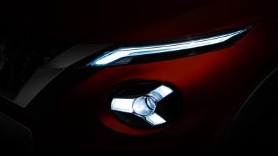 2020 Nissan Juke teased again